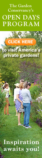 garden conservancy open days program