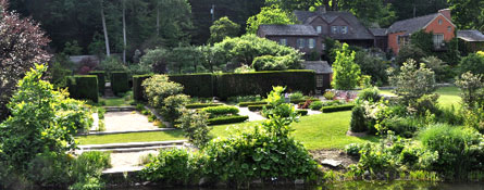 garden tour litchfield county ct dig it friends of frelinghuysen arboretum